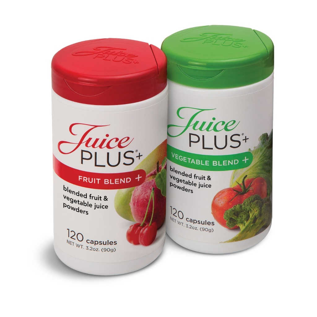 Fruit & Vegetable Blend Capsules
